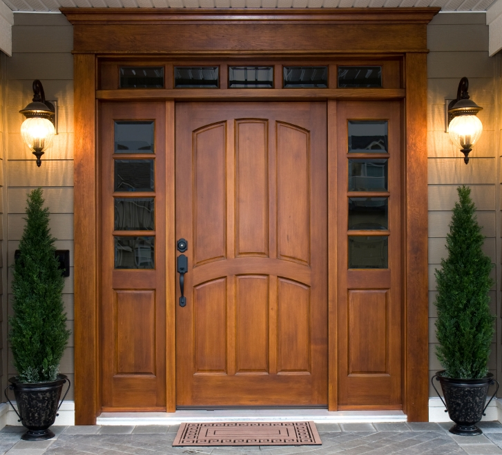 We Offer Many Collections, With Countless Decorative Glass Options, Colours  And Wood Grain Styles To Create A Rustic, Classic Or Elegant Entrance Door  That ...