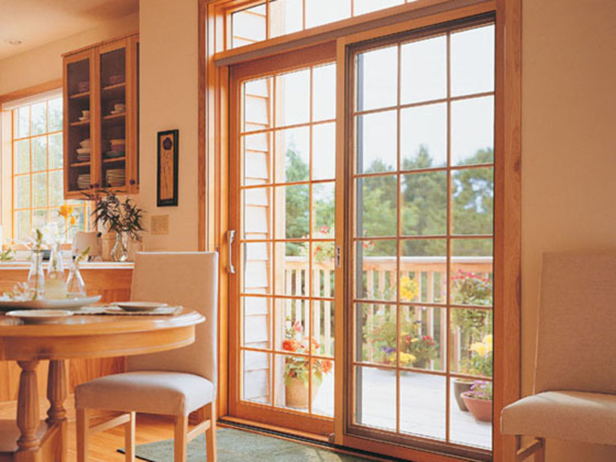 Nortech home improvements wood windows and wood doors - Window design for home ...